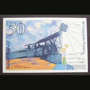 billet-50-francs-st-exupery-1993-neuf[1]